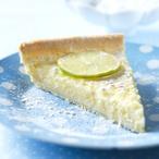 Citronový koláč se smetanou