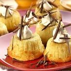 Rýžové mufinky s čokoládou