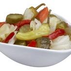 Nakládaná zelenina do chua