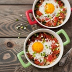 Pečená vejce I