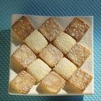 Sójové sušenky s polevou