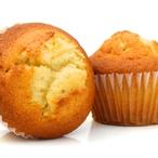 Bezlepkové citronovo-makové muffiny