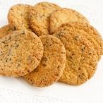 Sušenky s vločkami a fíky