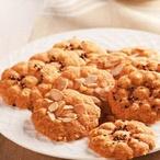 Sýrové sušenky s anýzem a koriandrem