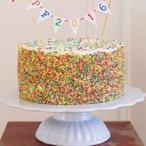 Silvestrovský dort