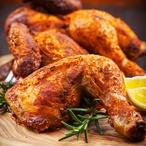 Kuře na medu, hořčici a tymiánu