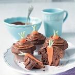 Mrkvičkové cupcakes