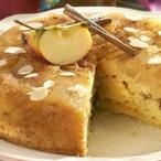 Jablkový piškot