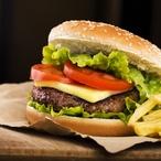 Savory burger