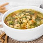 Fazolová polévka s koprem