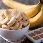 Banány s ricottou a čokoládou