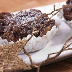 Mrkvové muffiny z ovesných vloček