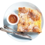 Zapečené croissanty