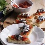 Toasty se sardinkami