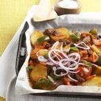 Africké brambory