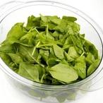 Jarní špenátový salát