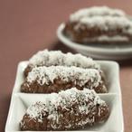 Čokoládovo-kokosové tyčinky