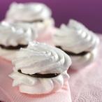 Pusinky s čokoládovým krémem