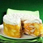 Jablečný dort s piškoty