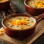 Zeleninová polévka s quinoou