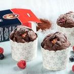 Muffiny s Holandským kakaem