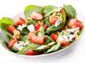 Salát s jahodami
