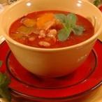 Ful Nabed - rajčatová polévka