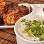 Řecké grilované kuře s tzatziki