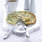 Petrželková omeleta