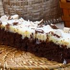 Kokosový dort I