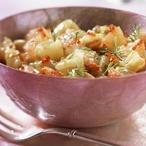 Tiritas, zdravý rybí salát
