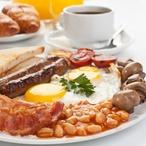 Anglická snídaně