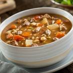 Kroupová polévka I