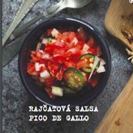 Rajčatová salsa pico de gallo