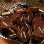 Čokoládová srdíčka