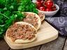 Pizza z arabského chleba