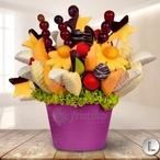 Ovocné kytice Frutiko + VIDEO