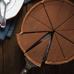Čokoládový koláč I