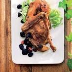 Kachna na zázvoru s ovocem