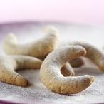 Vanilkové rohlíčky I