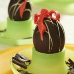 Čokoládová vejce s překvapením