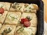 Sýrové sušenky s bylinkami