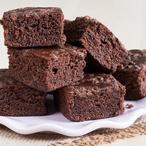 Brownies z červené řepy I