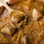 Vepřové maso dušené s mladou kapustou