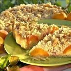 Meruňkový koláč kynutý
