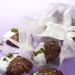 Čokoládovo-oříškové placičky