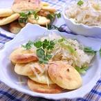 Slané bramborové lívanečky se sýrem