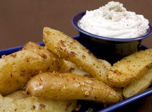 Tvaroh a brambory