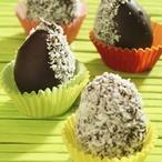 Rumová vajíčka s čokoládou