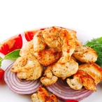Kurkumové kuře s fenyklem